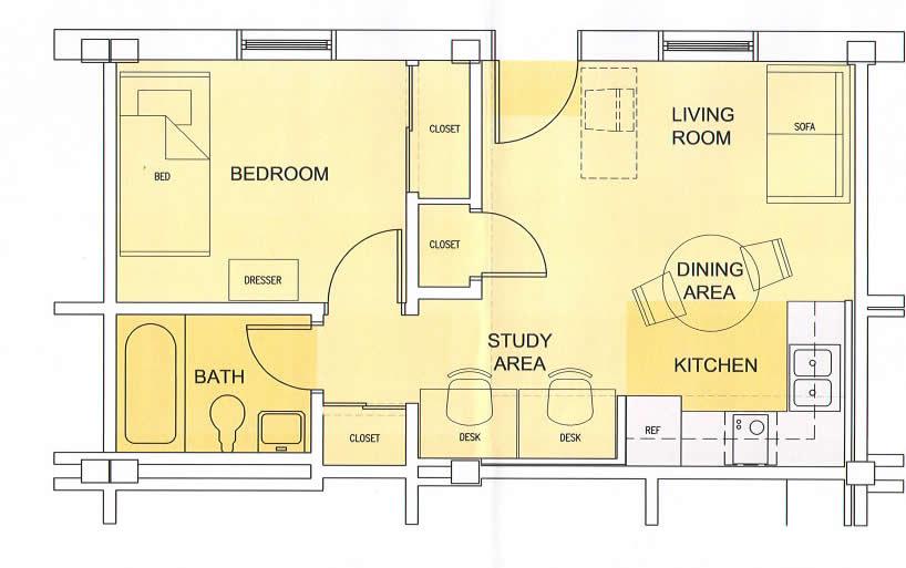 Building plans for 20x40 site joy studio design gallery for 20x40 floor plan