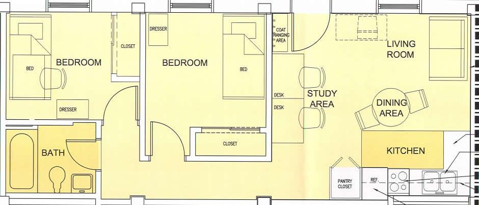 Residence Life - Truman State University